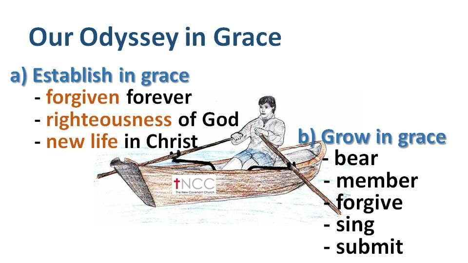 141102 Our Odyssey in Grace