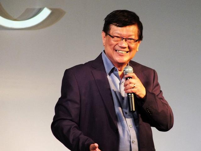 Pastor Peter Sze