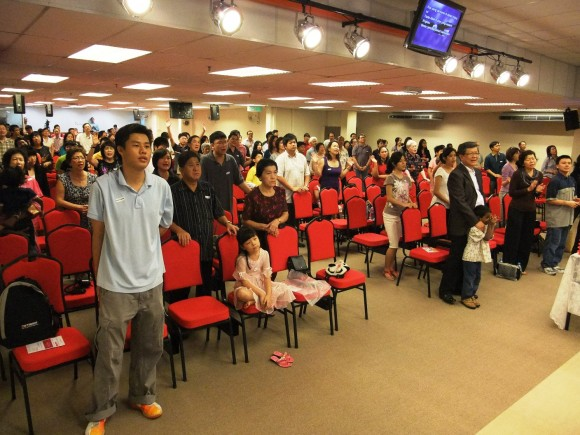 the new covenant church in worship