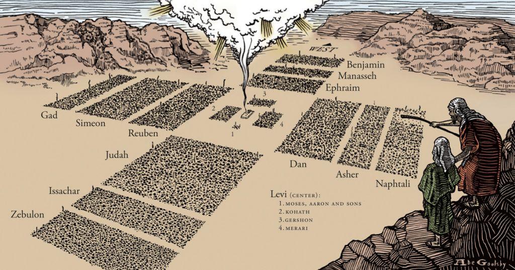 israeliteencampment
