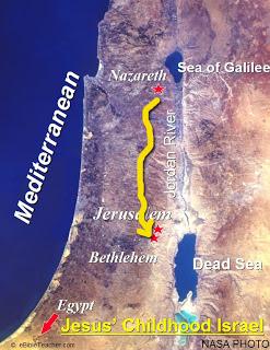 nazareth bethlehem